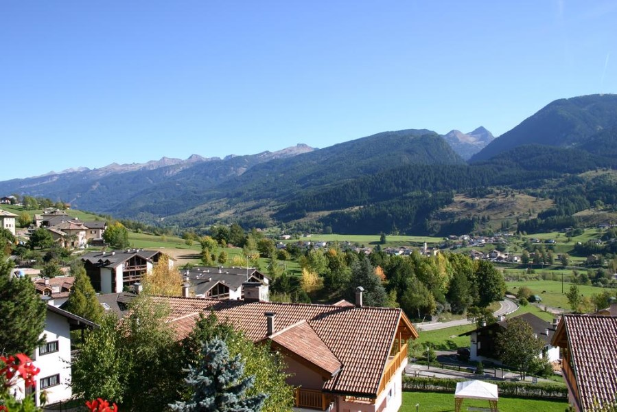 Villa Mirabell - Cavalese - Loc Marco - Val di Fiemme Trentino