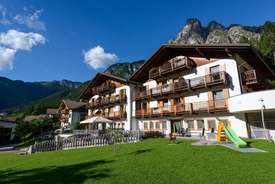 Residence Mich - Tesero - Via Propian 4 - Val di Fiemme Trentino